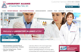 Laboratory Alliance of Central New York