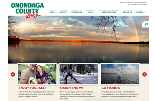 Onondaga County Parks website