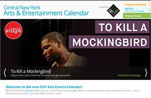 CNY Arts & entertainment Events Calendar