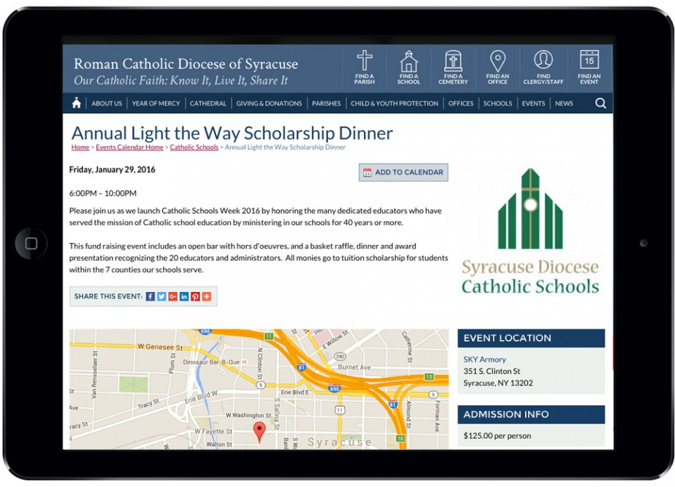 Diocese of syracuse ny